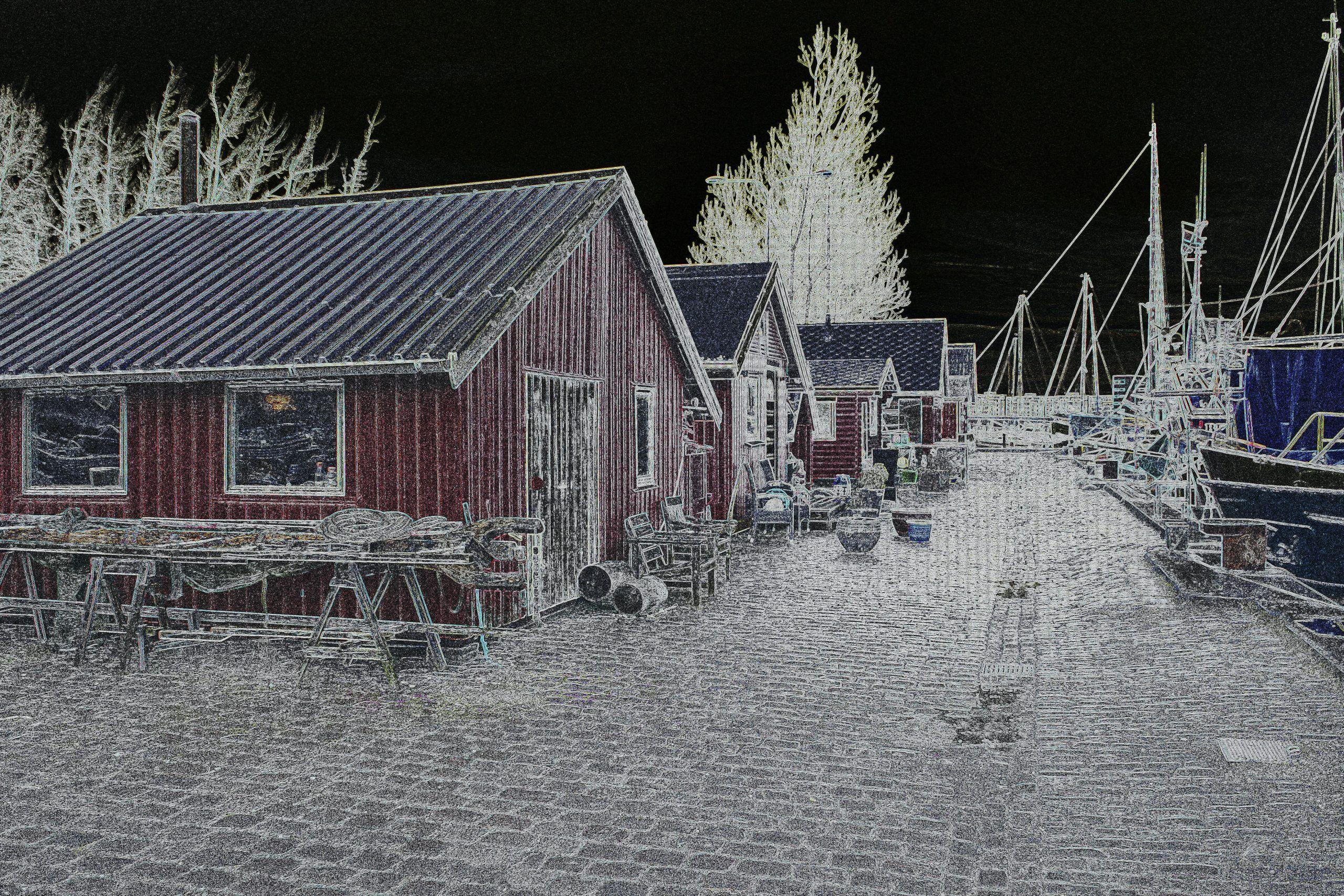 Havnen, Manipulation, Uge 3, 17/365, Skudehavnen, Aalborg