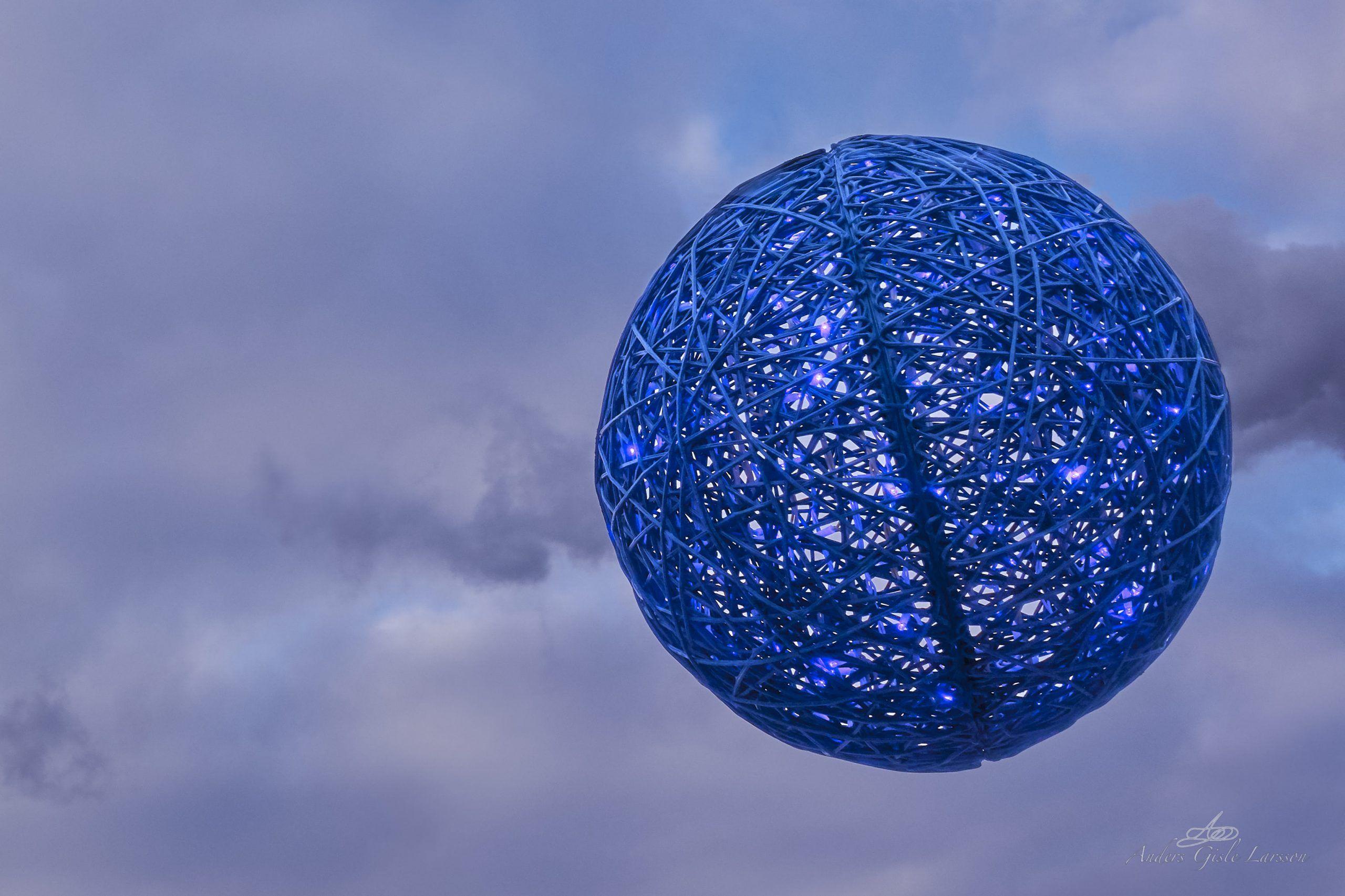 Blå Planet, Alt er tilladt, Uge 6, 36/365, Juleudsmykning Østervold, Randers