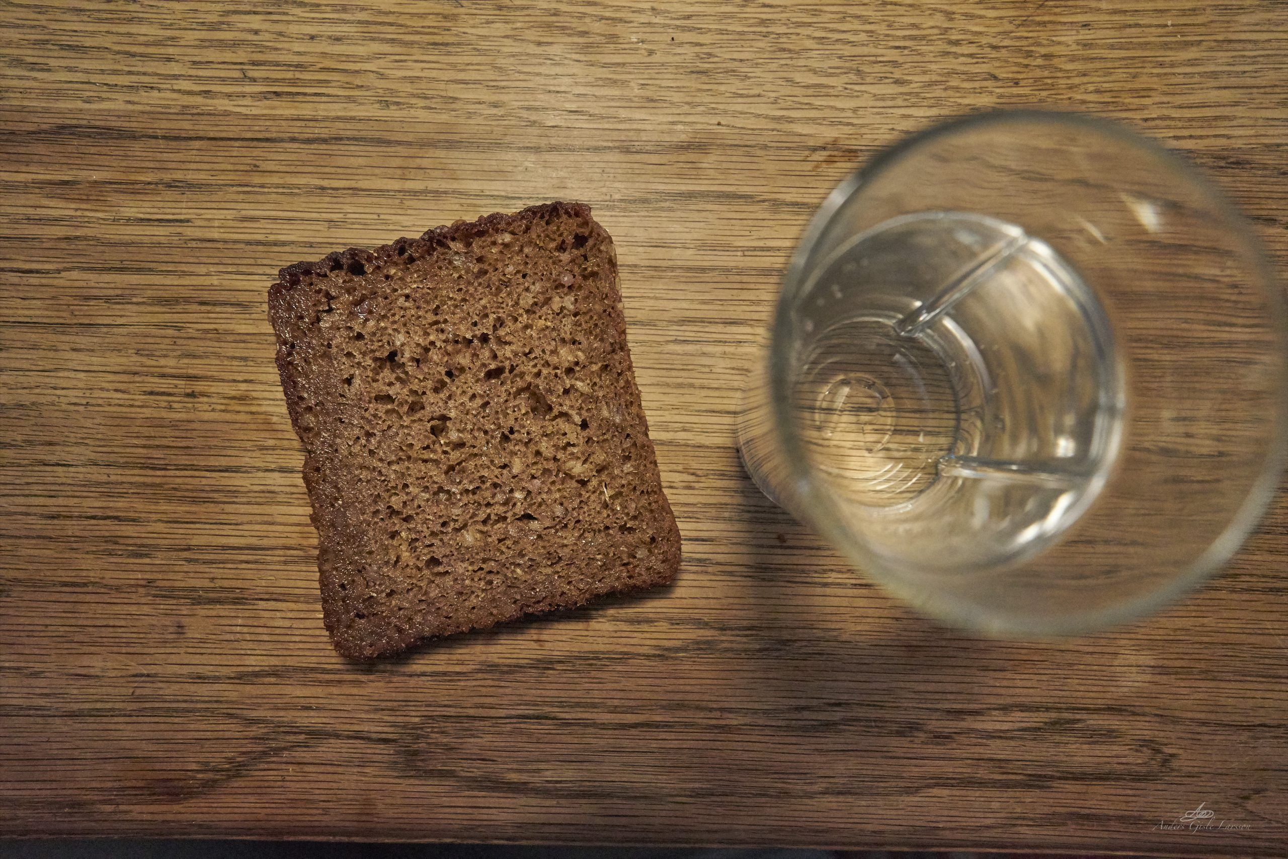 Vand & Brød, Mad, Uge 9, 62/365, Assentoft, Randers