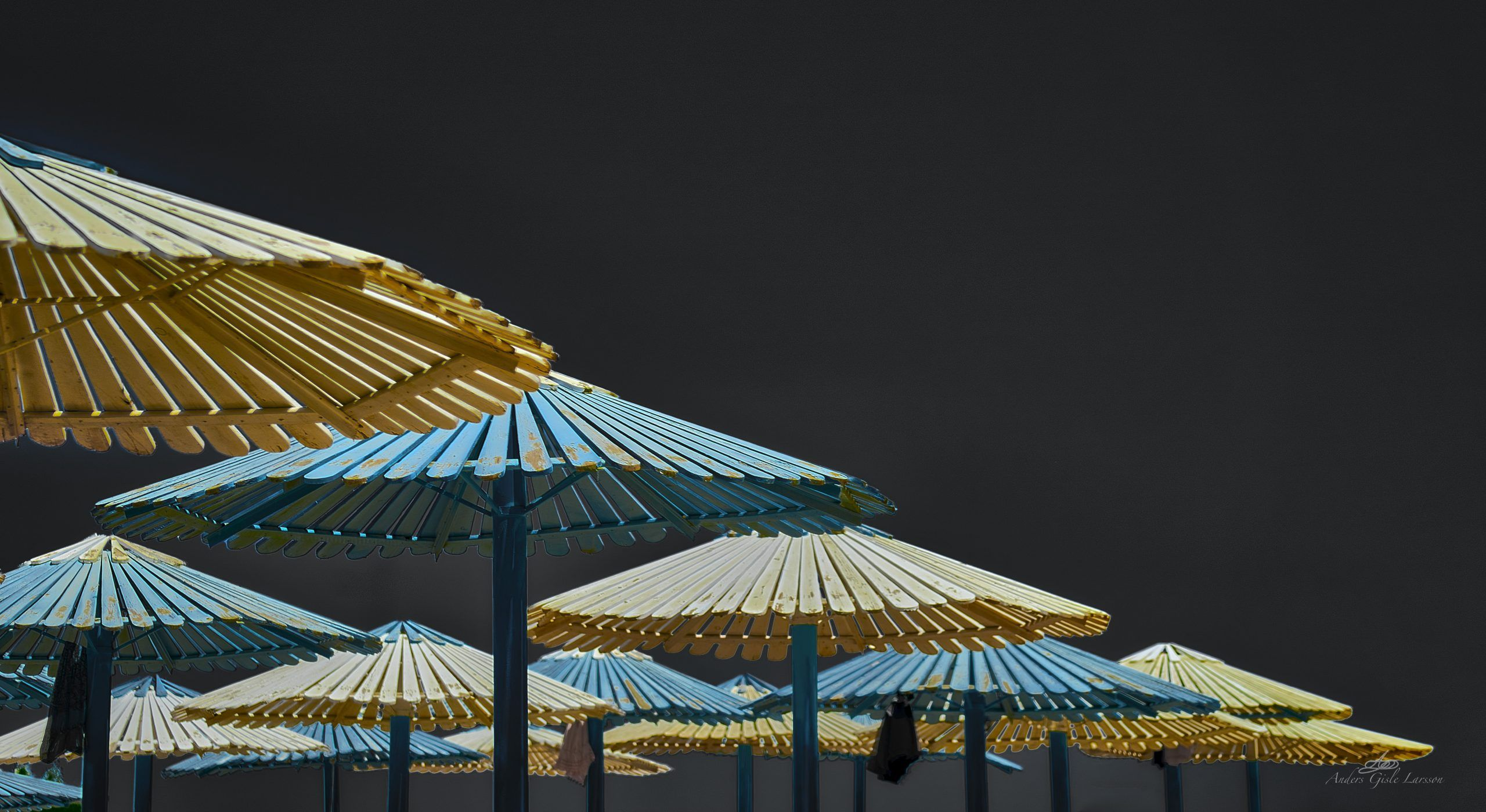 Holiday Umbrellas, 259/365, Uge 37, Hurghada, Egypten