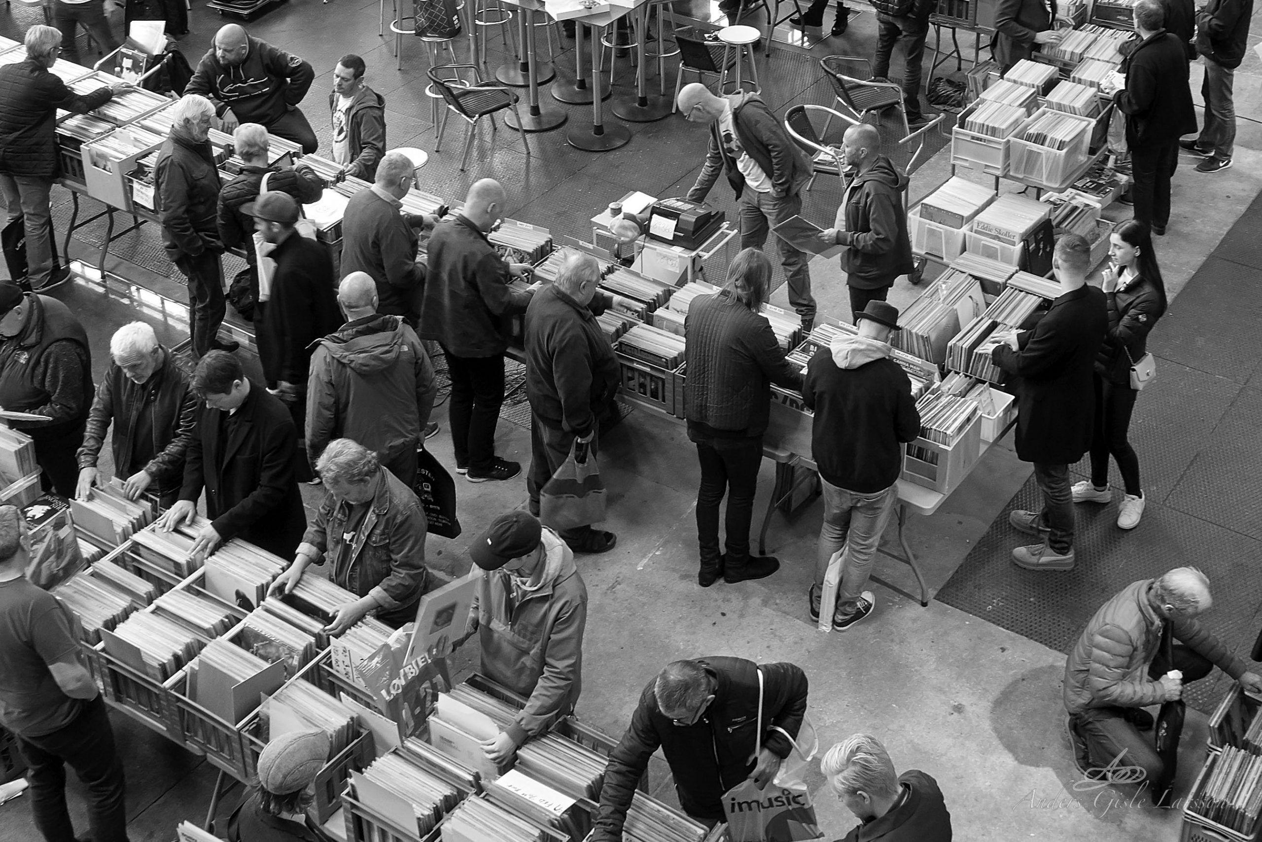 Vinyl hunt, 272/365, Uge 39, Nordkraft, Aalborg