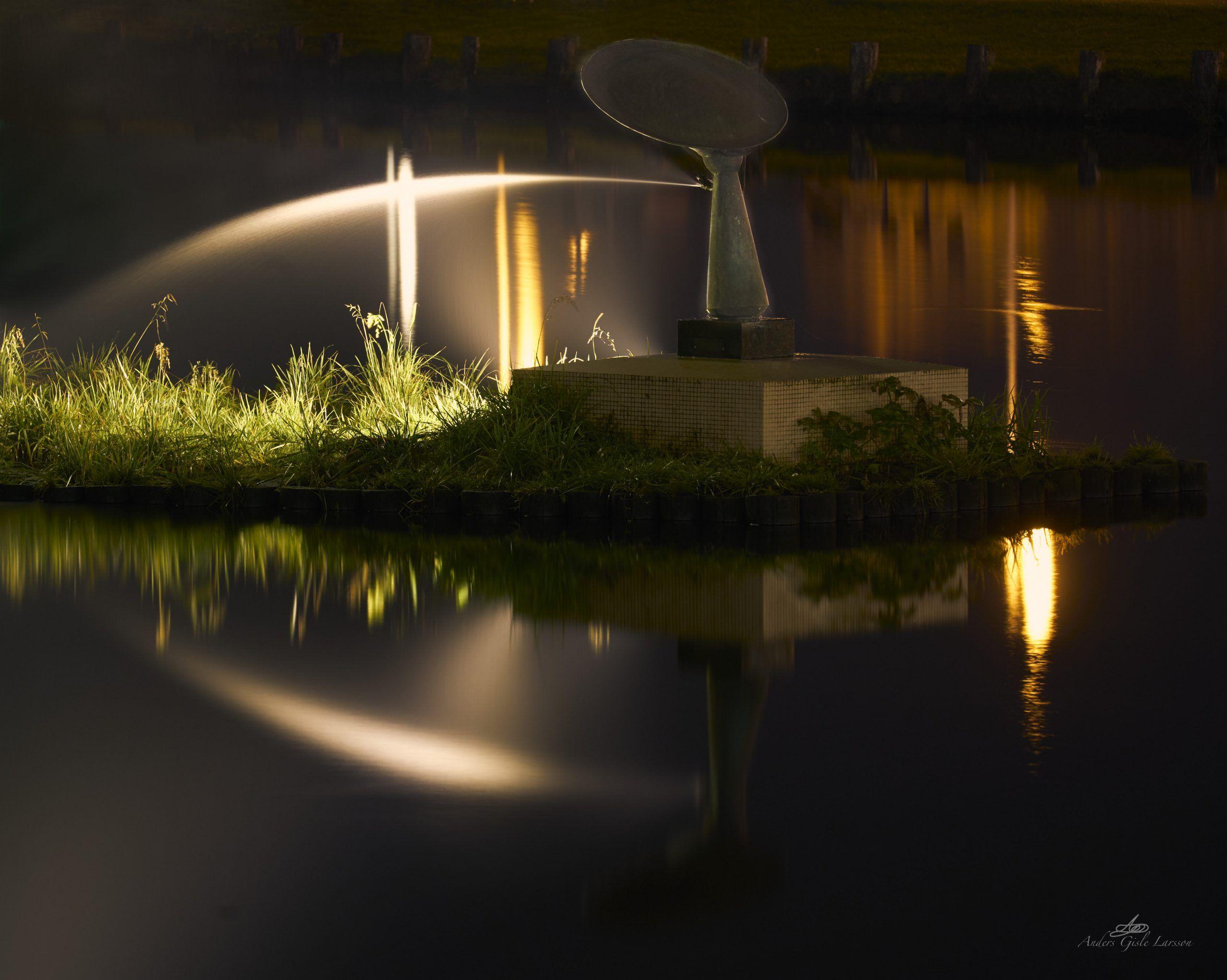 Den lille fortællerske, 292/365, Uge 42, Guldkrukken på Paradisøen, Gudenåen, Randers