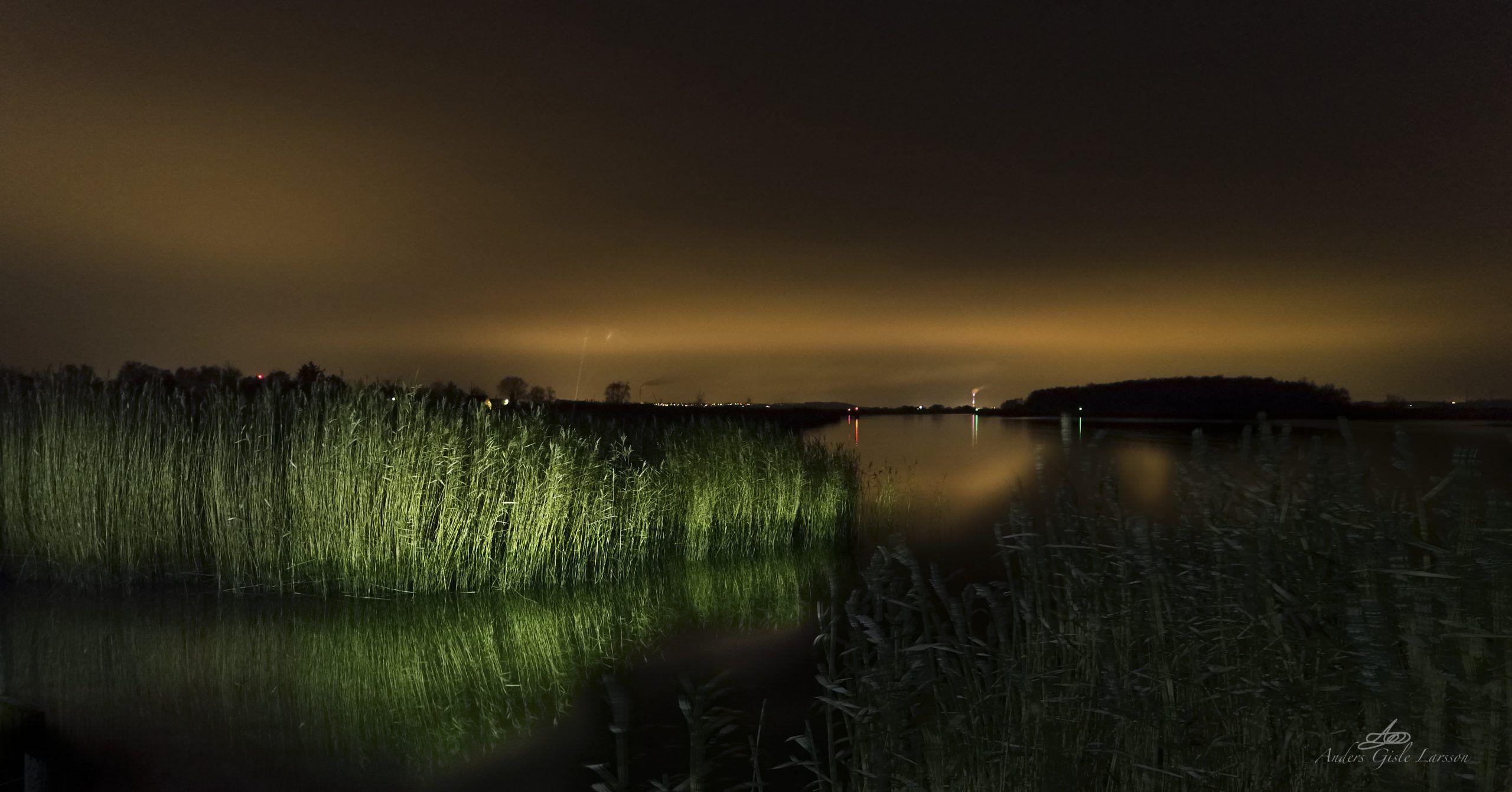 Fjord Lys, 327/365, Uge 47, Uggelhuse, Randers
