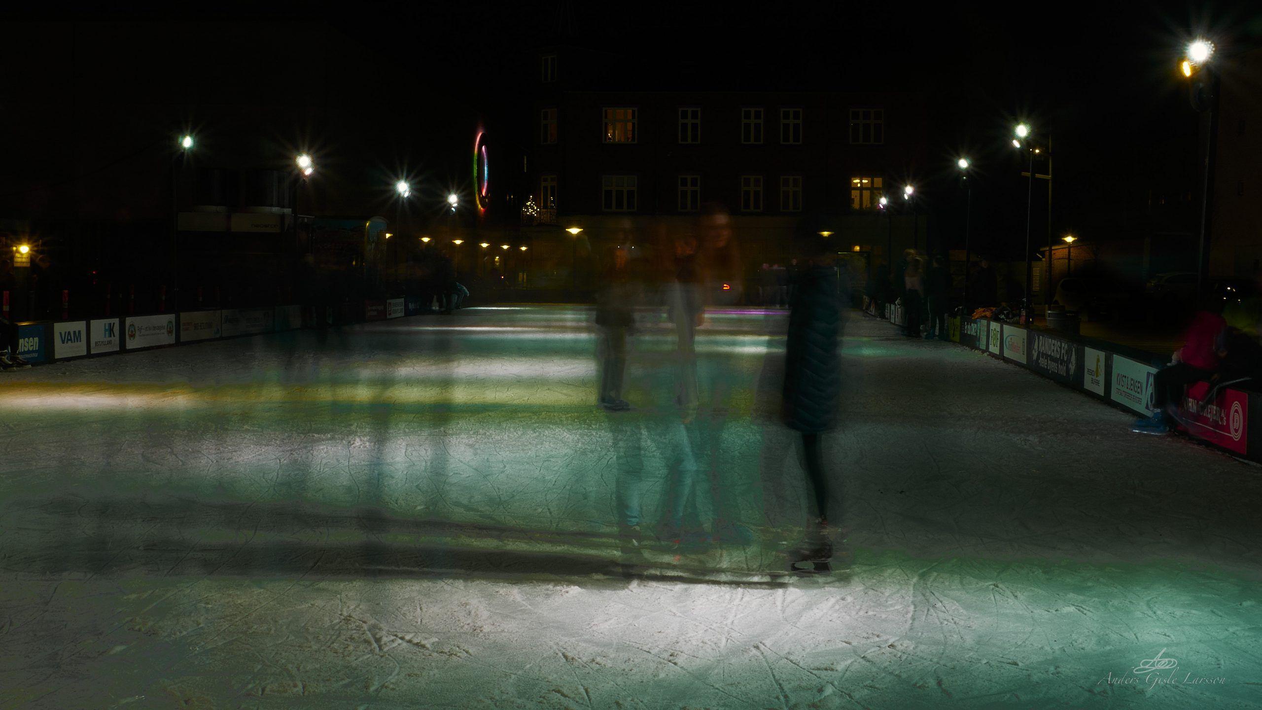 Spøgelses Is, 335/365, Uge 48, Skøjtebanen, Randers