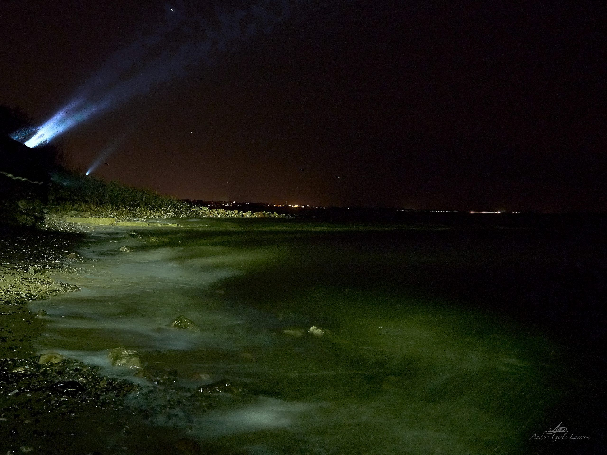 Et lys i mørket, Uge 2, Venø Bugt, Struer