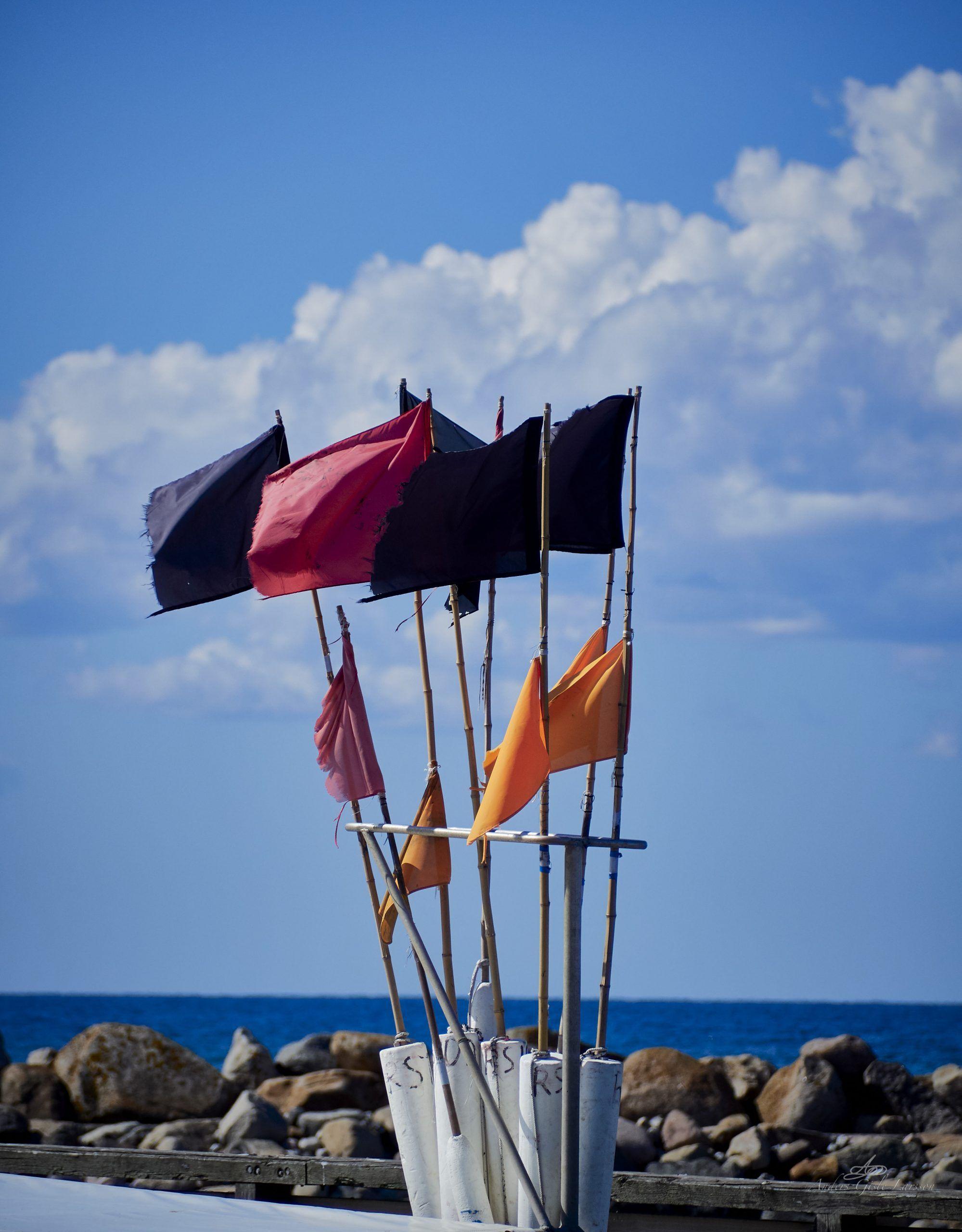 Fisker flag, Uge 19, Bønnerup Havn, Grenå