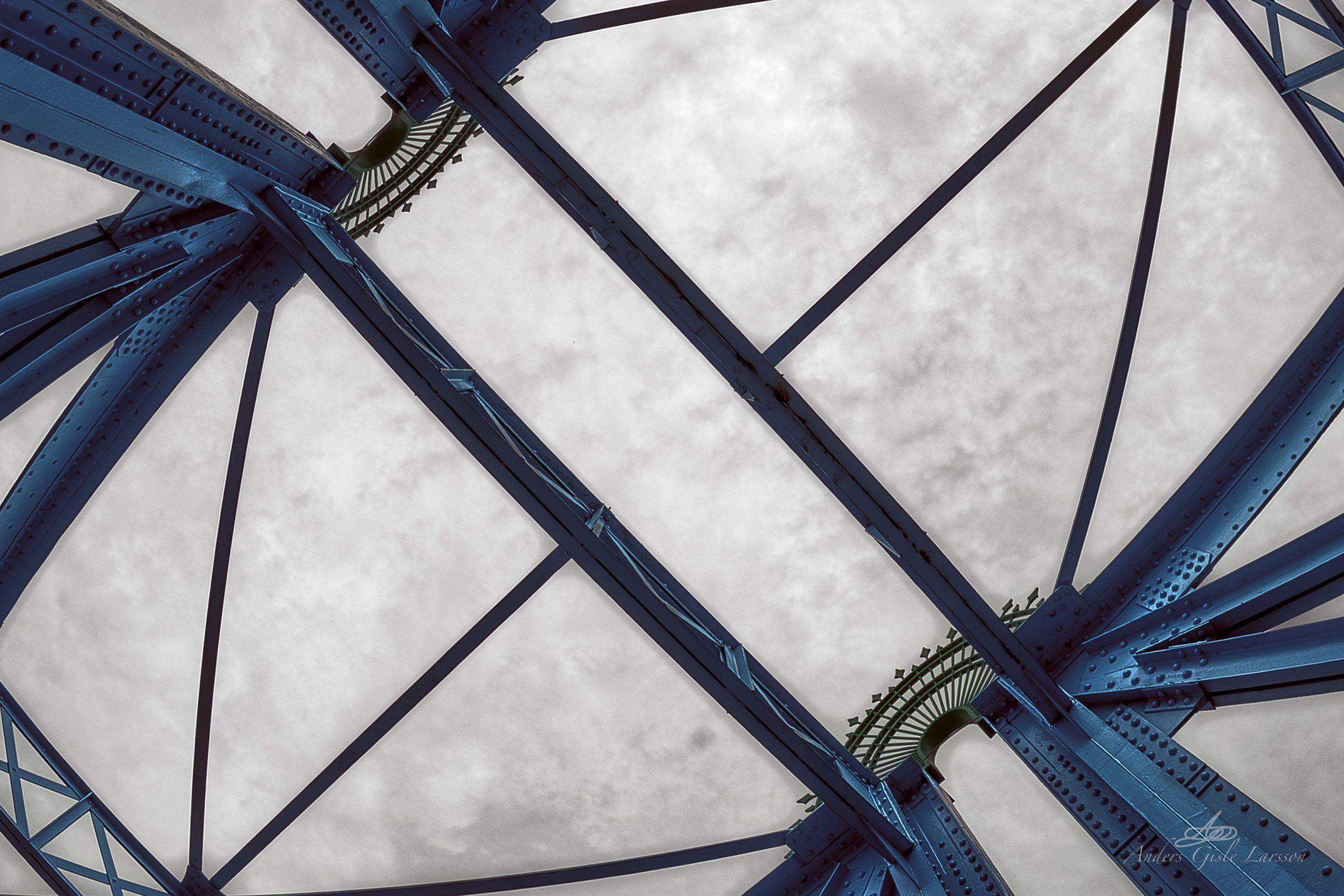 Blue Sky, Uge 37, Fiskeøje, Den Blå Bro, Gudenåen, Randers