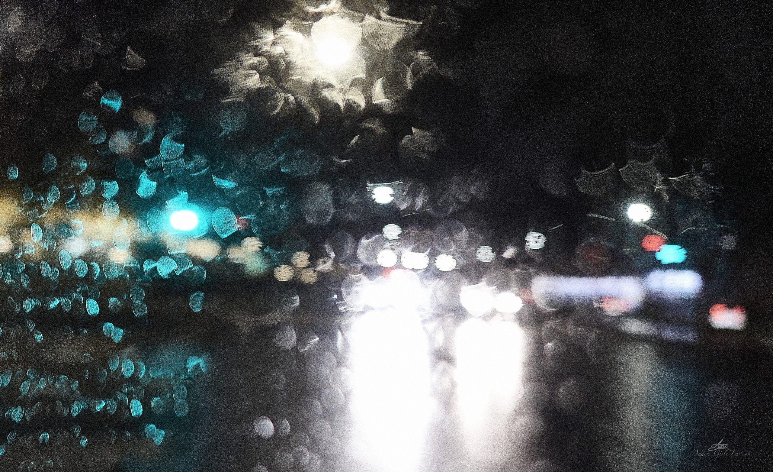 Regndråbe aften, Uge 39, Randers