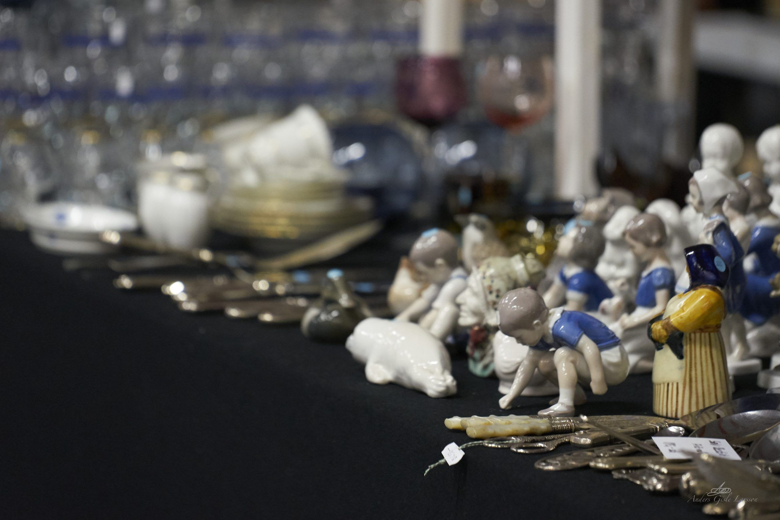 Skrammel købes - Antikviteter sælges, Uge 39, Assentofthallen, Assentoft, Randers